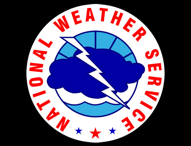 US NationalWeatherService Logo National Weather